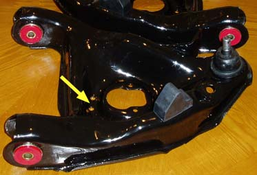 82-92 Thirdgen Camaro, Firebird (F-Body): Rebuilt A-Arm