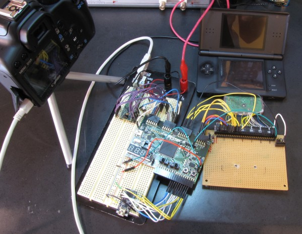 Nintnedo DS USB Host Slot-2 Interface