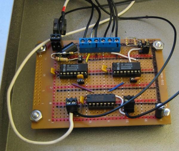 ECU Test Bench VCO MPH & RPM Squarewave Generation Circuit