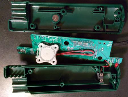 Extech FM200 formaldehyde meter sensor probe 1