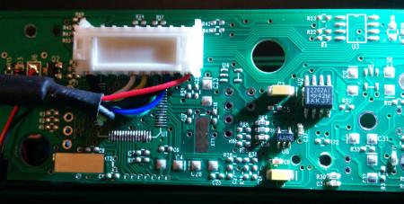 Extech FM200 formaldehyde meter sensor probe 3