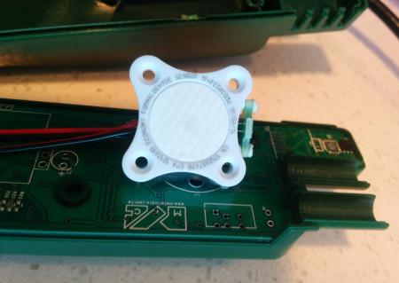 Extech FM200 meter Dart formaldehyde sensor 1