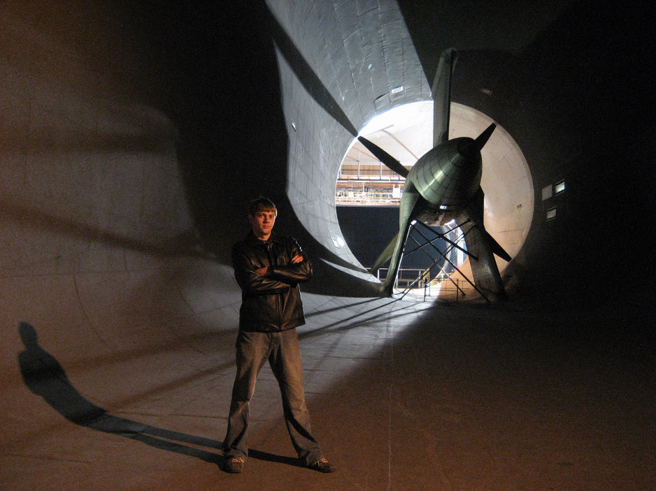 NASA Langley Full-Scale Wind Tunnel