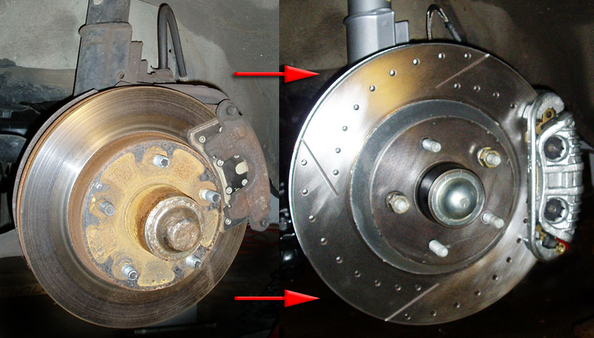 Third Generation Gm F Body Brake Upgrade Project Overview
