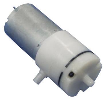 DC micro air sampling vacuum pump