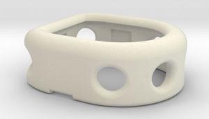 Ryobi 3D printed battery cap render